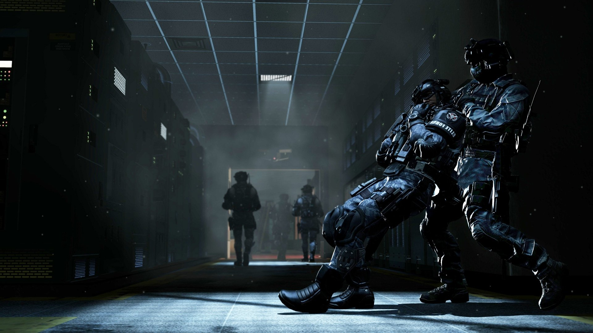 Call Of Duty Ghosts Wallpaper - wallpaper hd