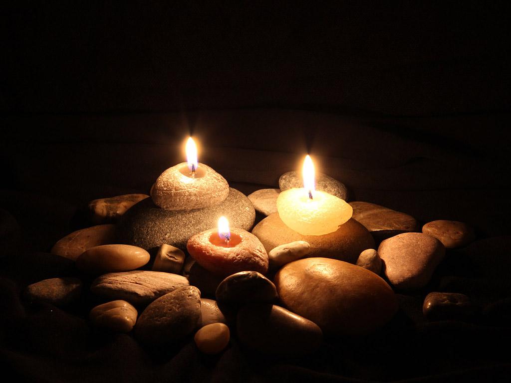 Kerzen   Hintergrundbilder kostenlos Wallpaper gratis 1024x768