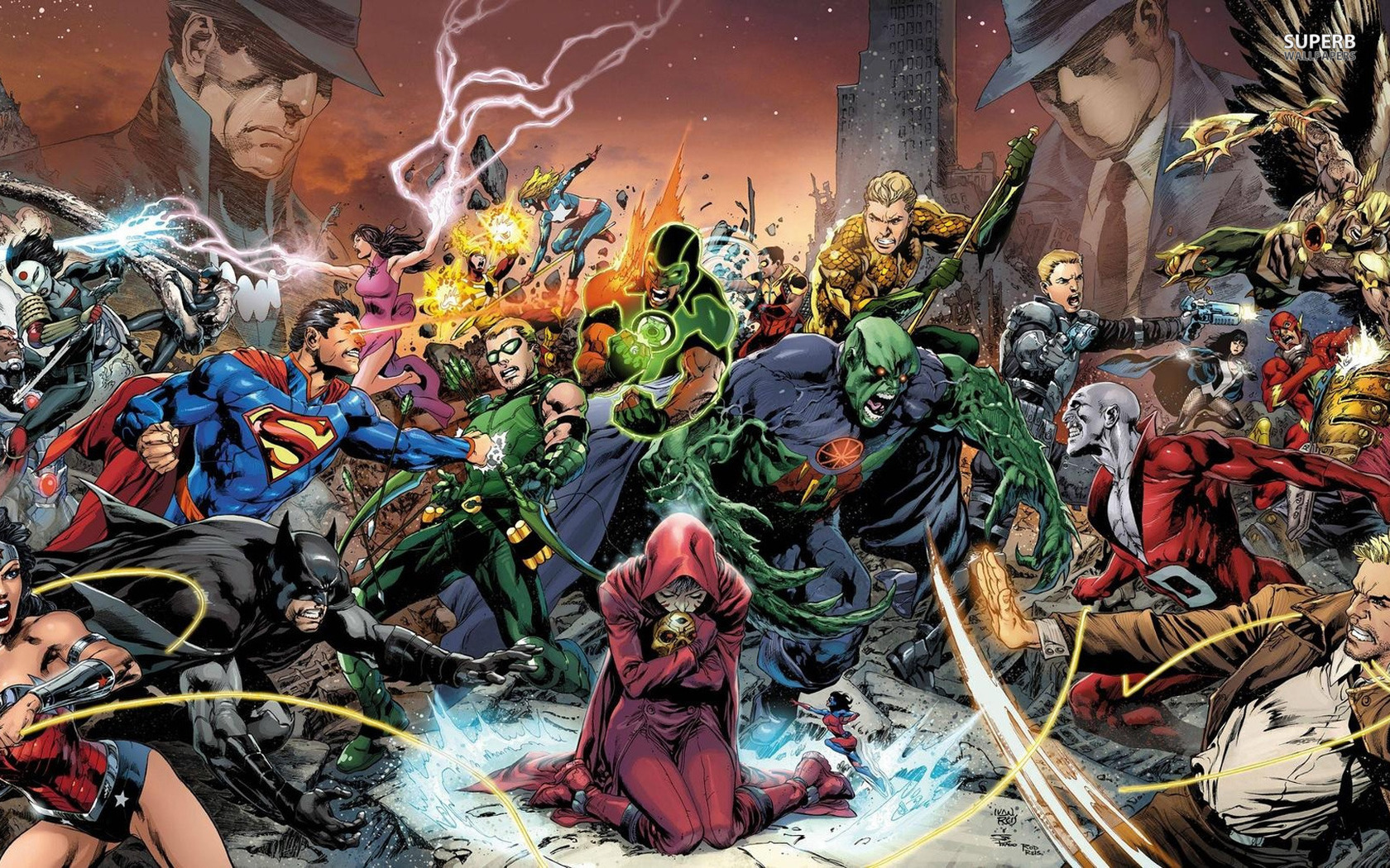 Hd wallpaper justice league - Justice League Wallpapers Hd Wallpapers Early