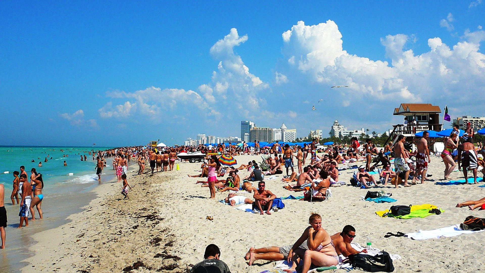 Fonds dcran Miami Beach tous les wallpapers Miami Beach 1920x1080