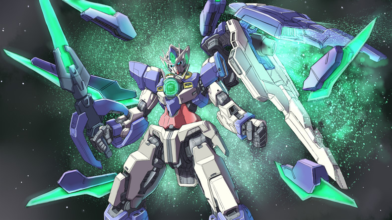 Home Gallery Mobile Suit Gundam 00 Wallpapers 00 Qan 790x444
