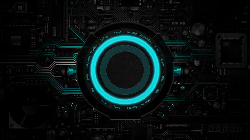 Jarvis Live Wallpaper For PC