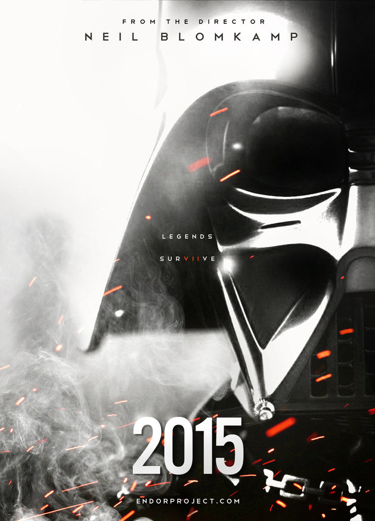 42 of the Best Star Wars Episode VII Fan Made Posters 759x1053