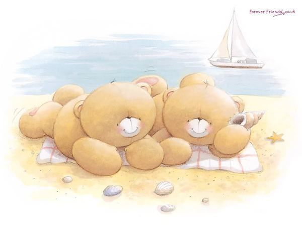 to wallpapers forever friends the original cute bear Car Pictures 600x450