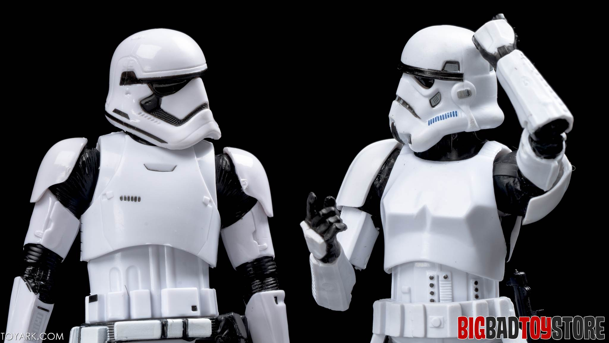 SDCC Star Wars Black Series First Order Stormtrooper Photo Shoot   The 2048x1152
