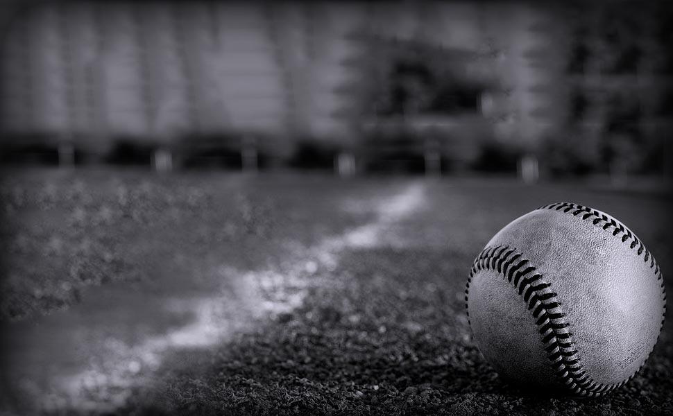 Cool Baseball Field Backgrounds Baseball field black and white 970x600