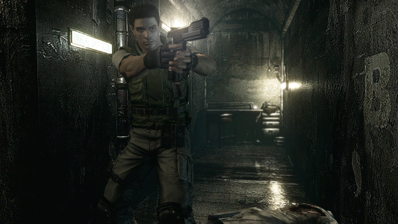 Free Download Resident Evil In 1080p Naar De Xbox One Pc En Ps4