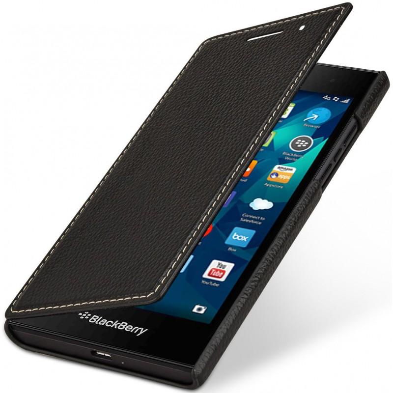 Handyhllen nun auch fr das BlackBerry Leap verfgbar MobiStack 800x800