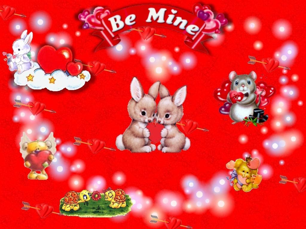 Valentine Desktop Wallpaper Great World 1024x768