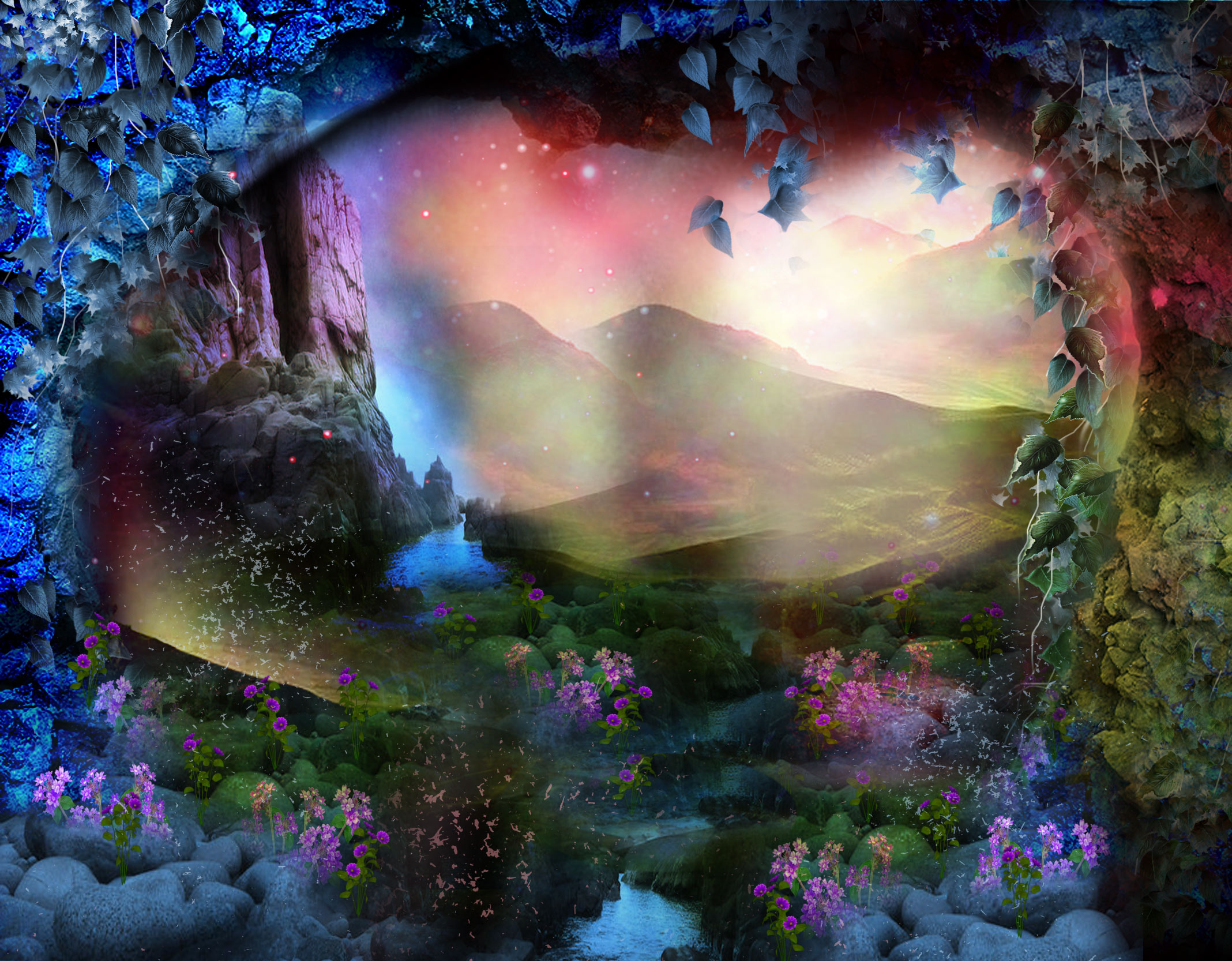 Mystic wallpapers wallpapersafari - Mystical background pictures ...