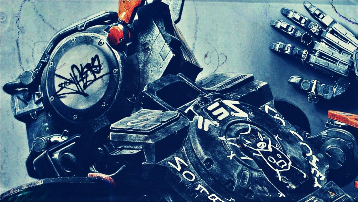 Chappie Wallpapers and Background Images   stmednet 1243x700
