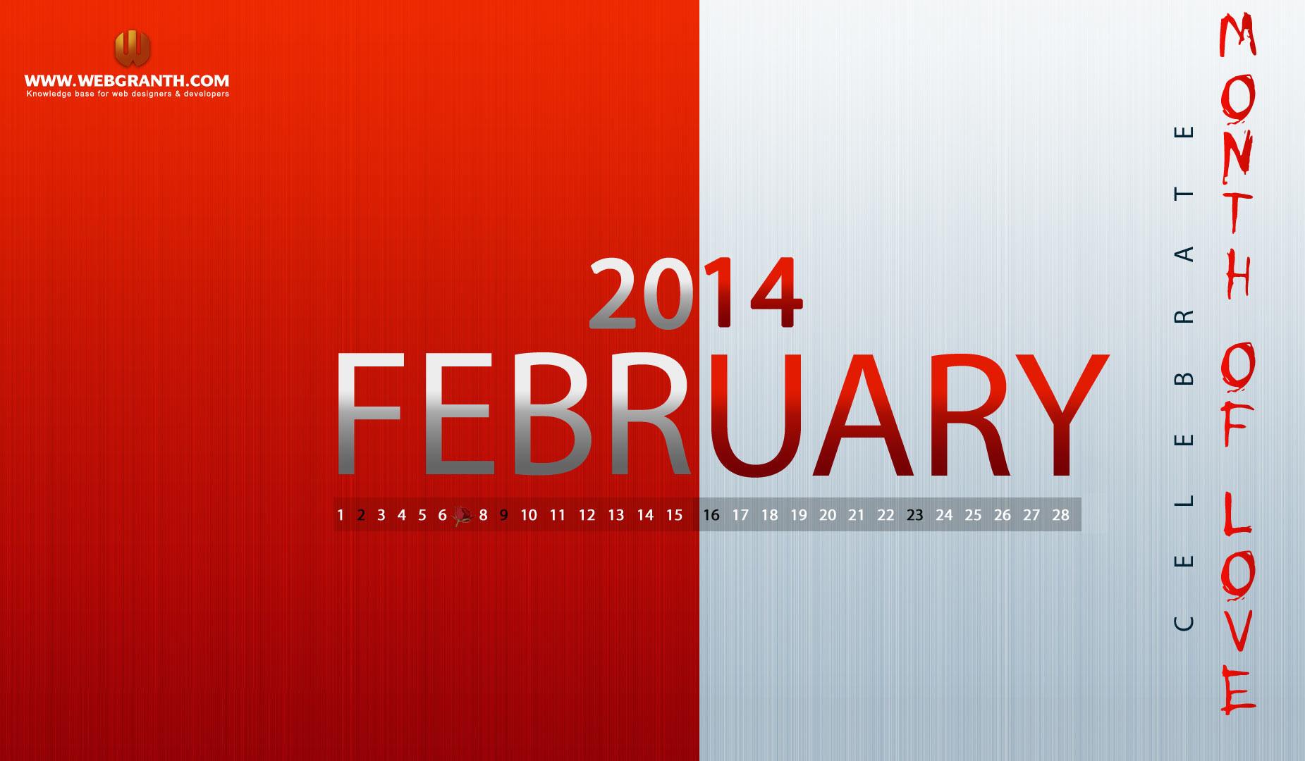 Wallpaper Calendar 2014 Download Wallpaper Calendar 2014 1851x1080