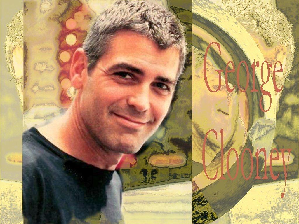 George Clooney   George Clooney Wallpaper 63660 1024x768