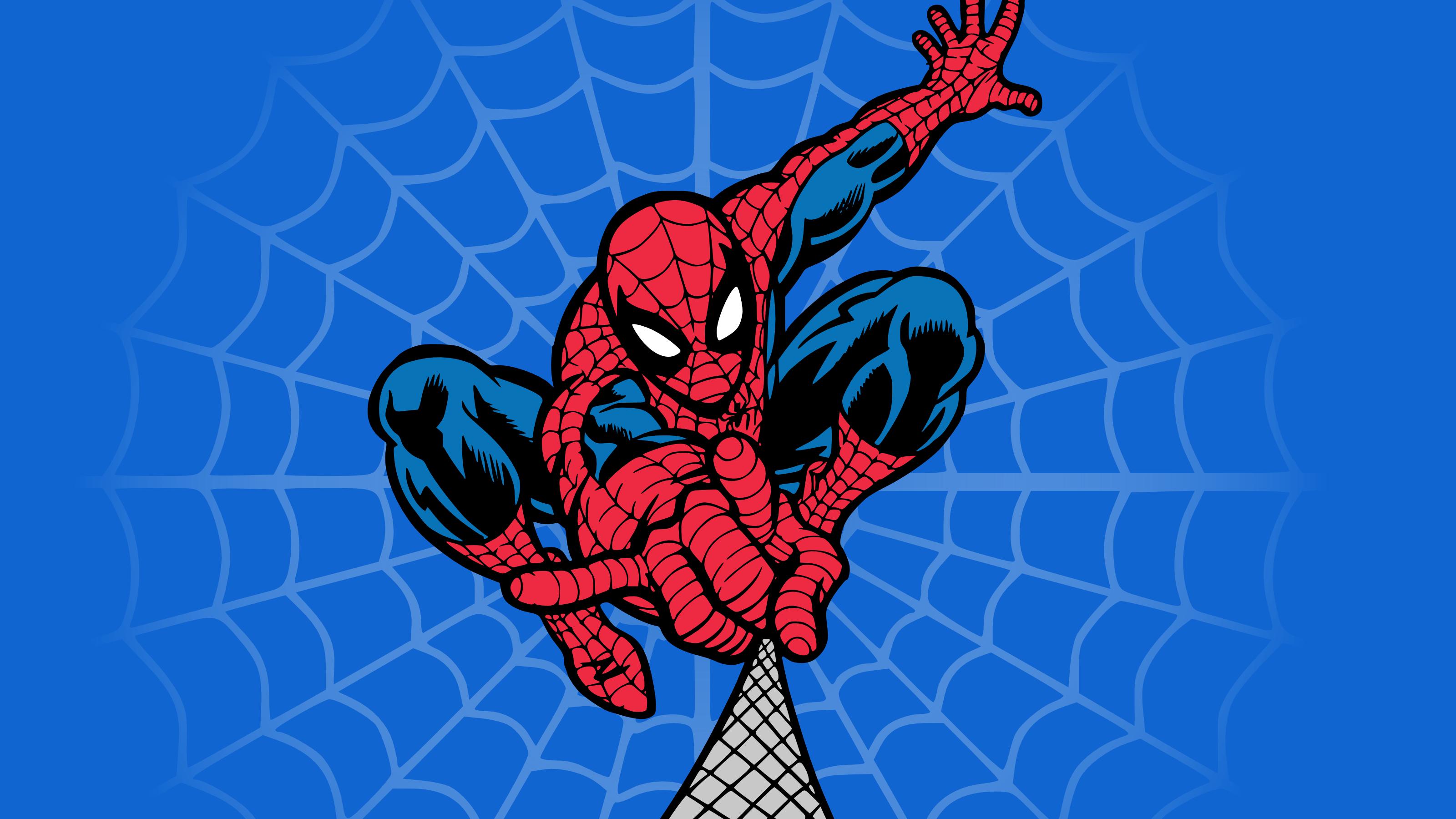 Spiderman comics spider man superhero wallpaper 3200x1800 39506 3200x1800