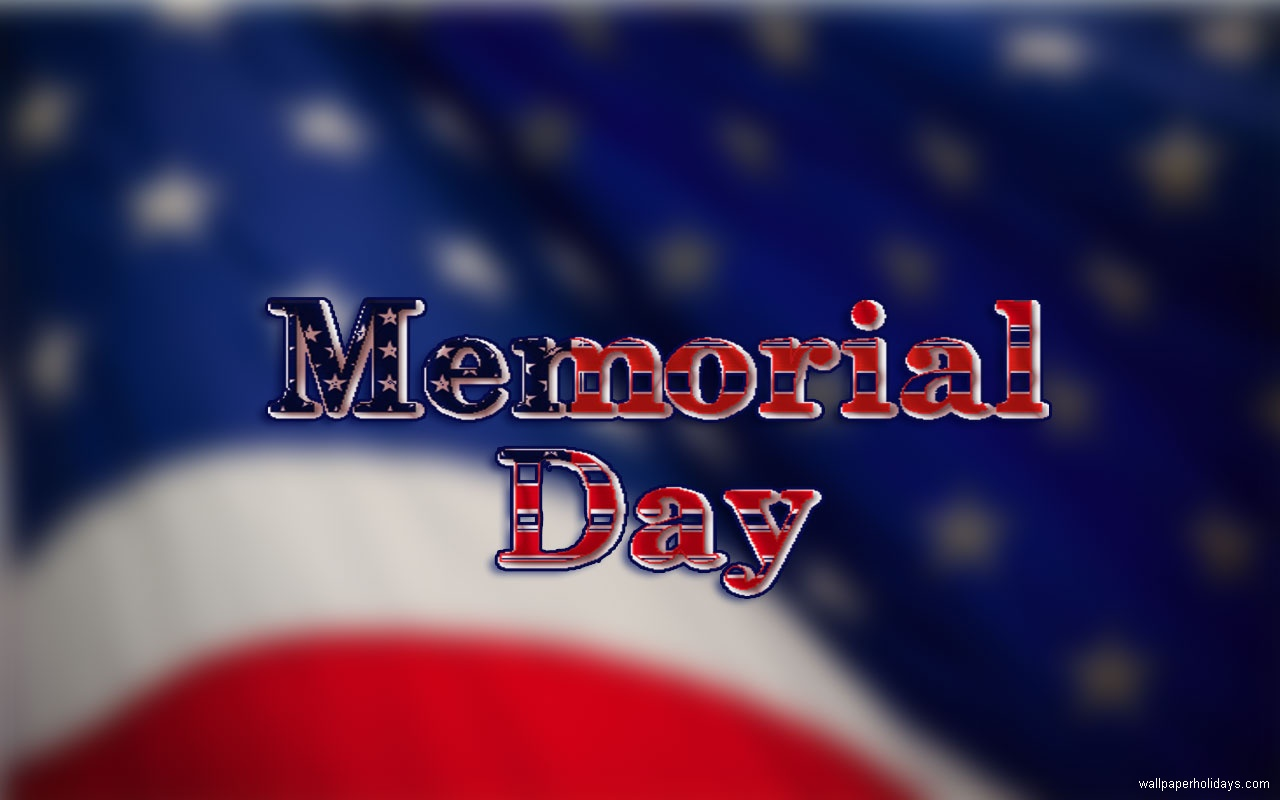 Free Download Memorial Day Wallpapers For Decorate Your Desktops