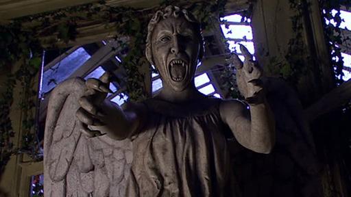 Weeping Angel Wallpaper Moving Screen - WallpaperSafari