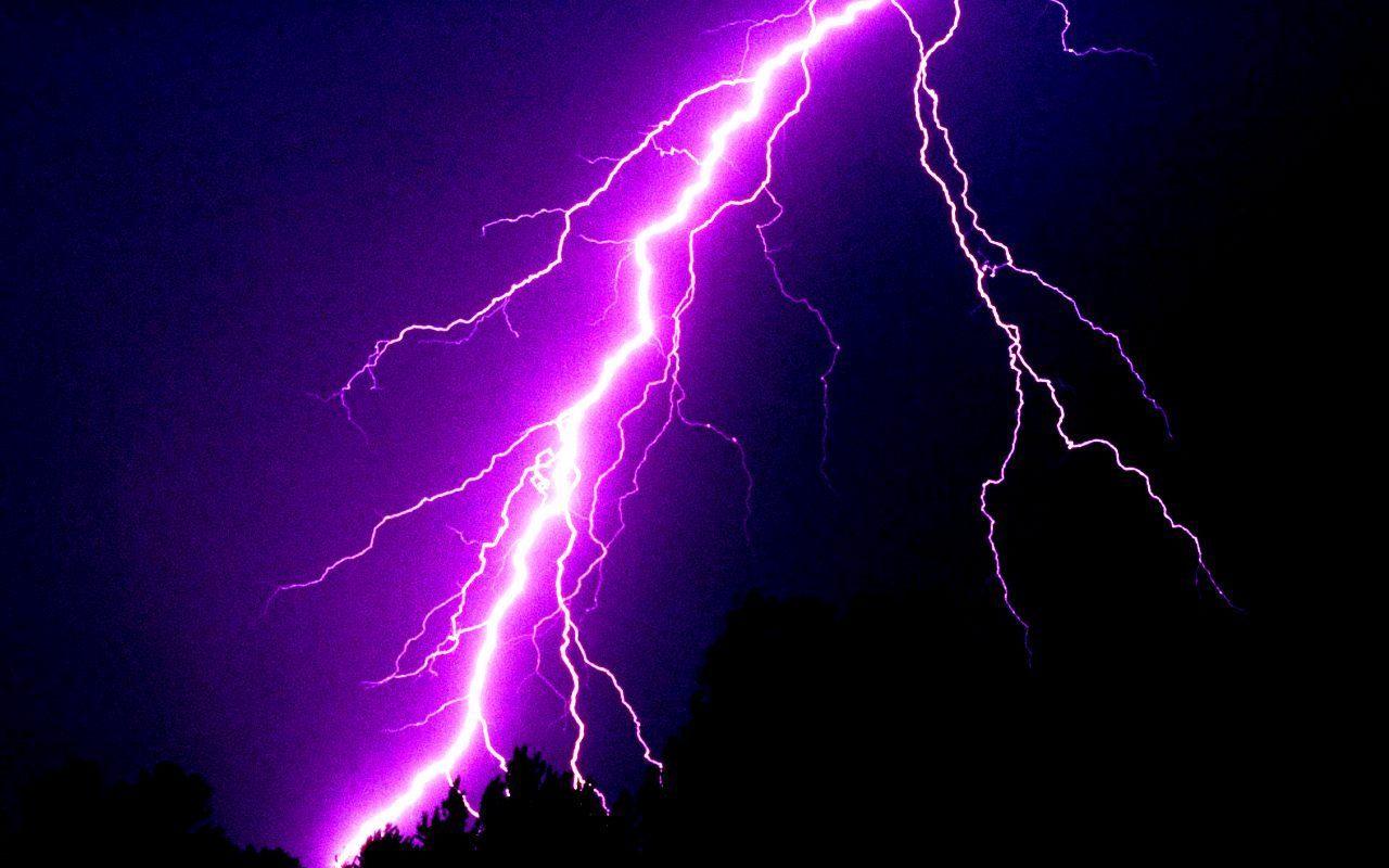 Free Download Green Lightning Bolt Wallpaper One Lightening
