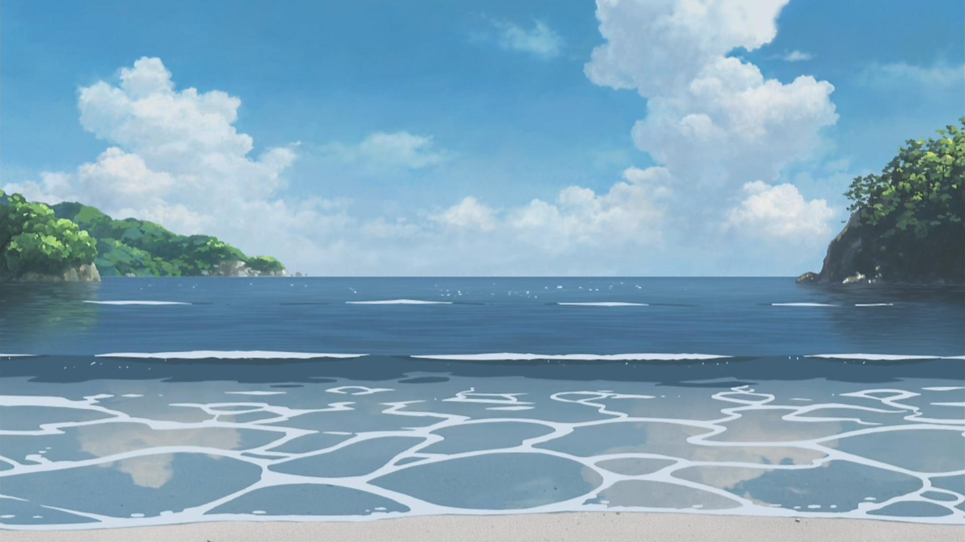 Anime scenery wallpaper wallpapersafari - Anime backgrounds hd 1920x1080 ...