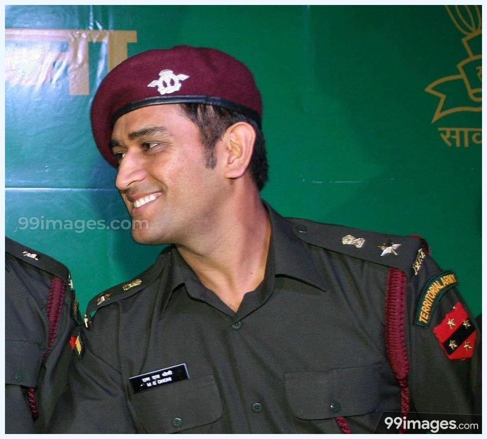 MS Dhoni HD Photos Wallpapers 1080p Army dress Dhoni 980x884