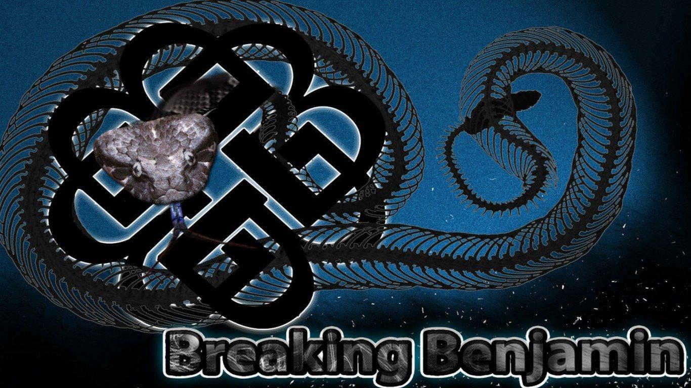 breaking benjamin Computer Wallpapers Desktop Backgrounds 1366x768