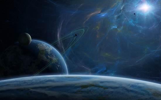 outer space wallpaper wallpaper 05jpg 550x344
