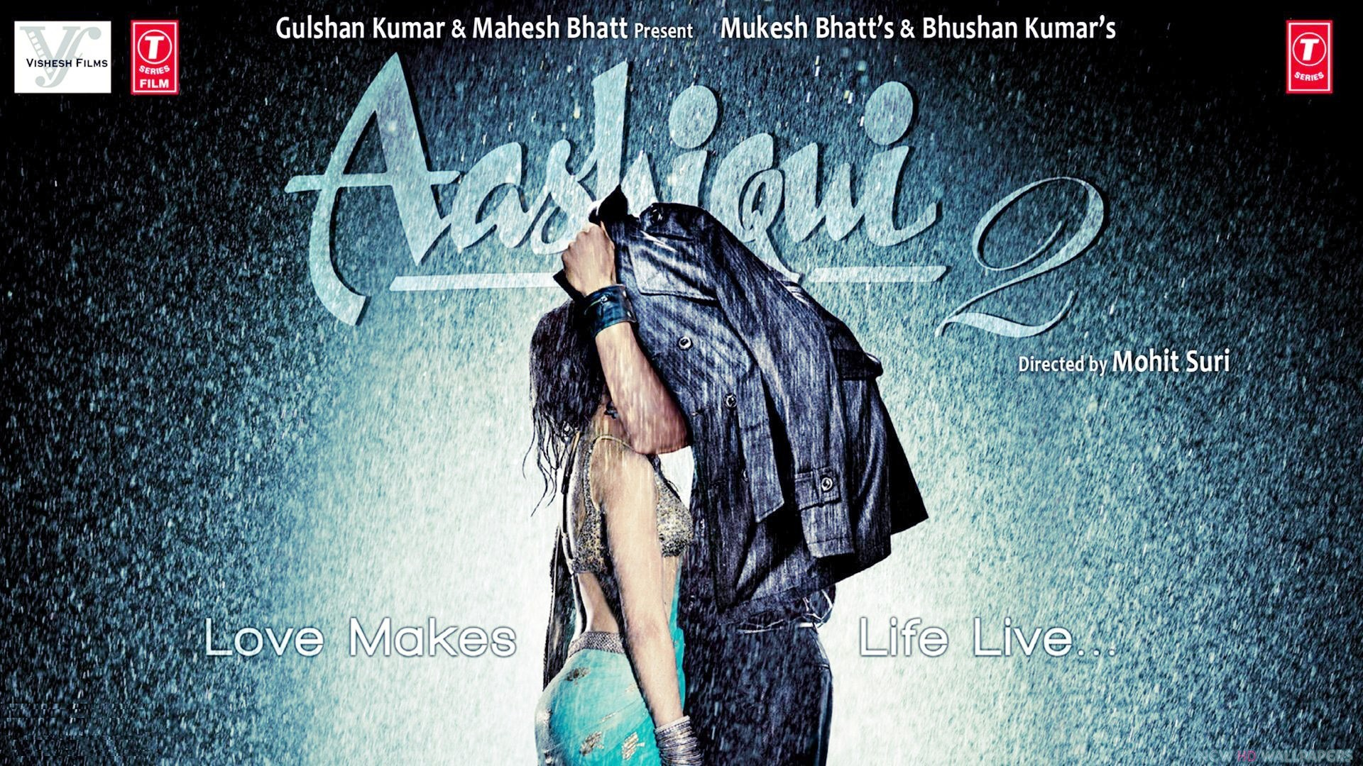 Aashiqui 2 Movie Poster HD   New HD Wallpapers 1920x1080