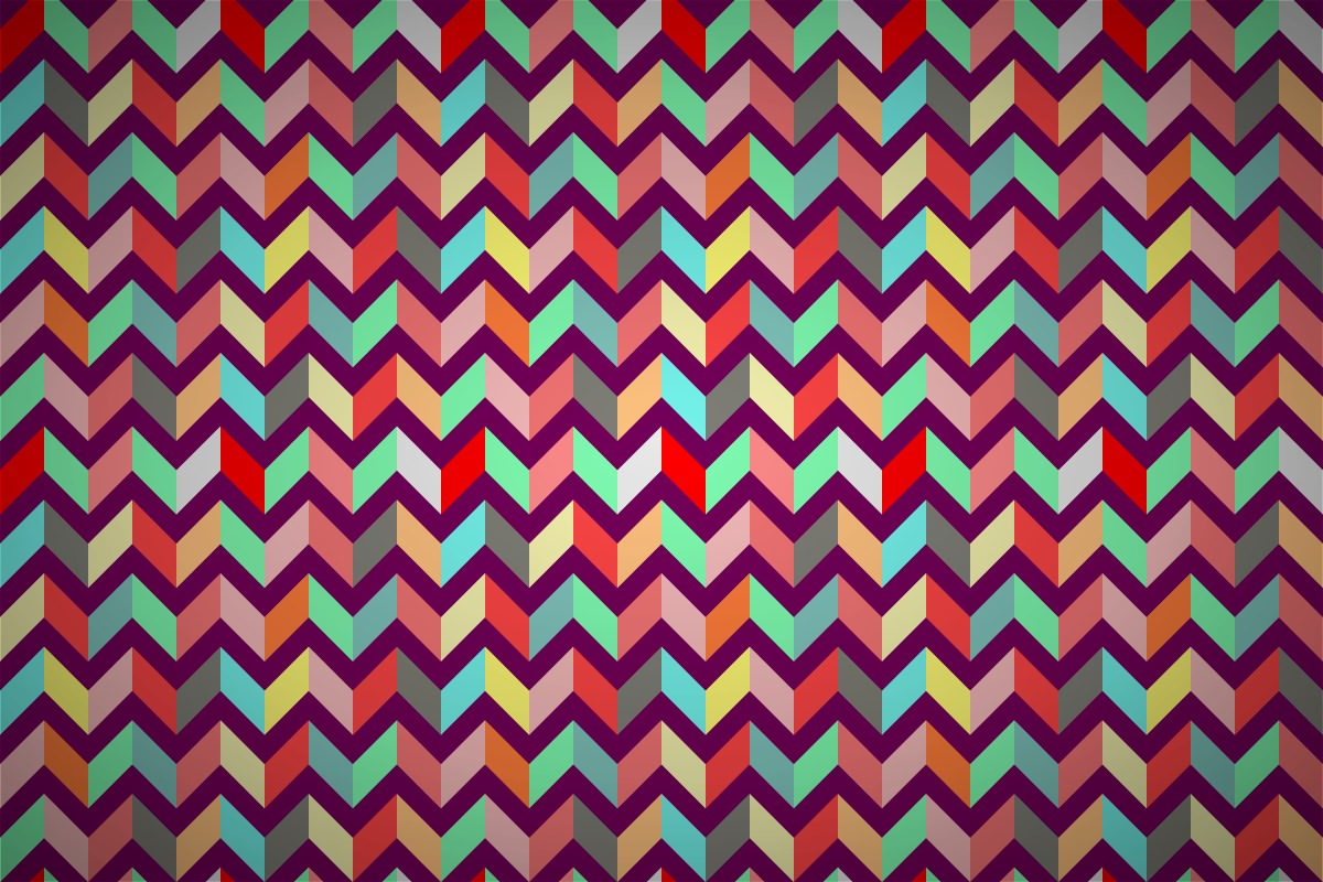 neo patchwork zigzag wallpaper patterns 1200x800
