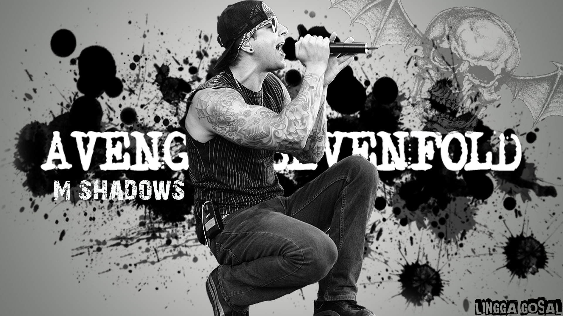 M Shadows Wallpaper wwwimgkidcom   The Image Kid Has It 1920x1080