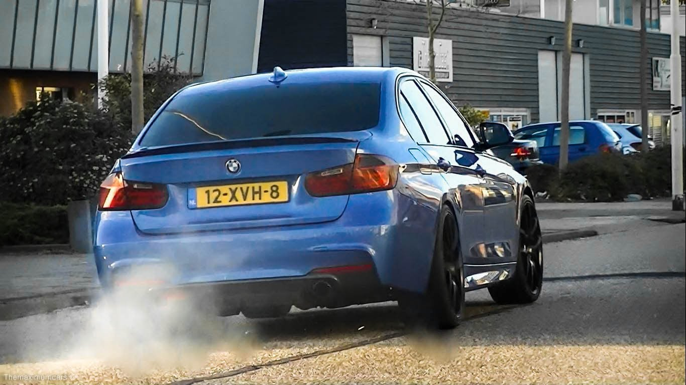 Bmw 335i F30 wallpapers Vehicles HQ Bmw 335i F30 pictures 4K 1366x768