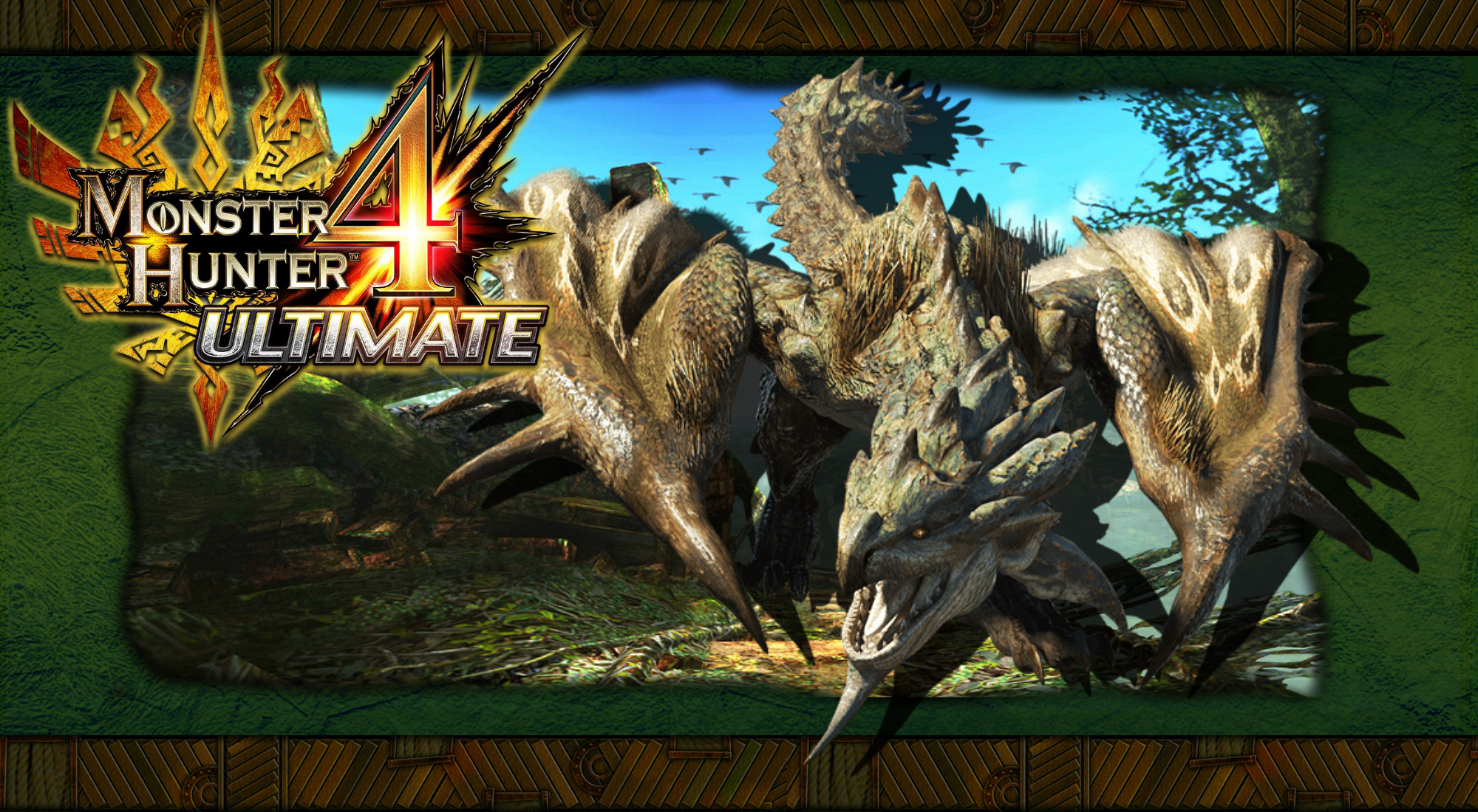 Free Download Monster Hunter 4 Ultimate Rathian Wallpaper By