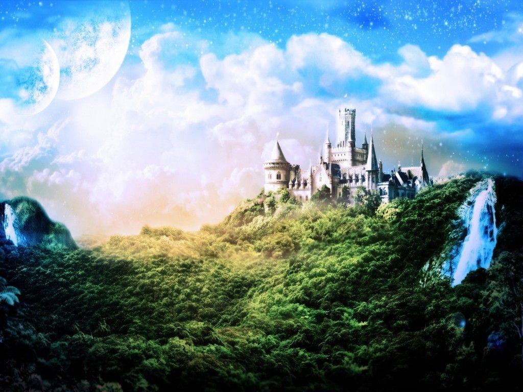 Fairy Tale Wallpapers 1024x768