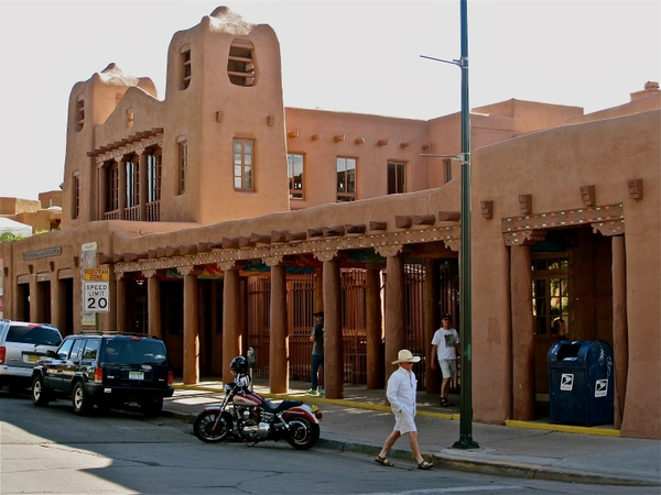 New Mexicoplaza new mexico plaza santa fe 1600x1200 wallpaper 600x450