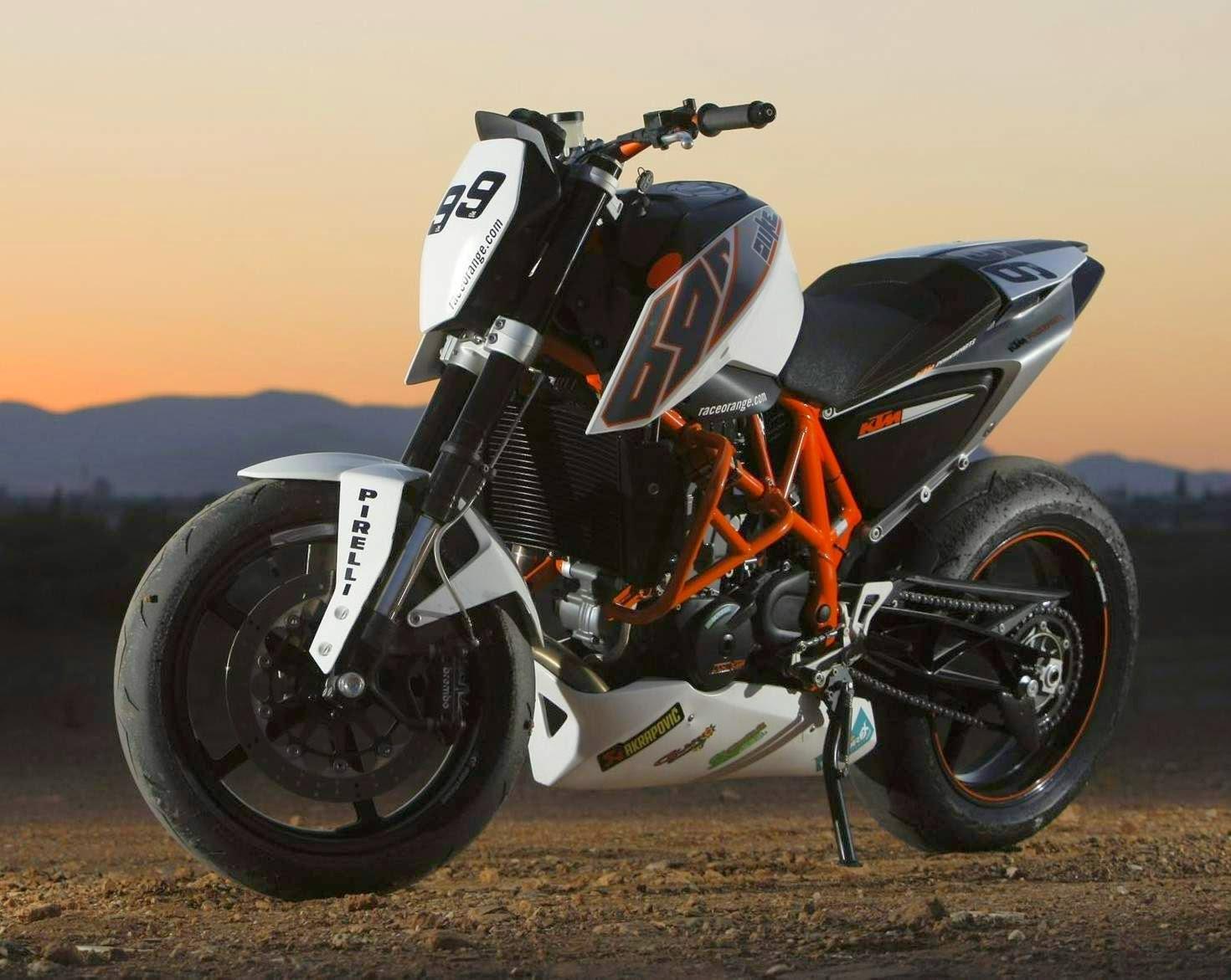 Bike Cars HD Wallpapers KTM 690 Duke ABS Motorcycle HD 1470x1171