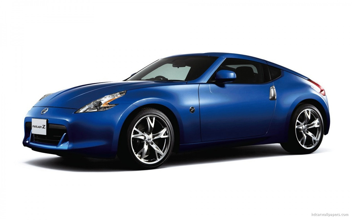 Nissan FAIRLADY Z Blue Wallpaper HD Car Wallpapers 1440x900