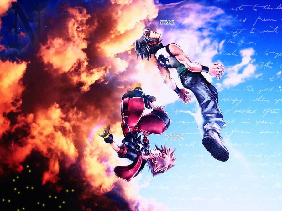 Kingdom Hearts 3D Wallpaper by xXNaXikuXx 900x675