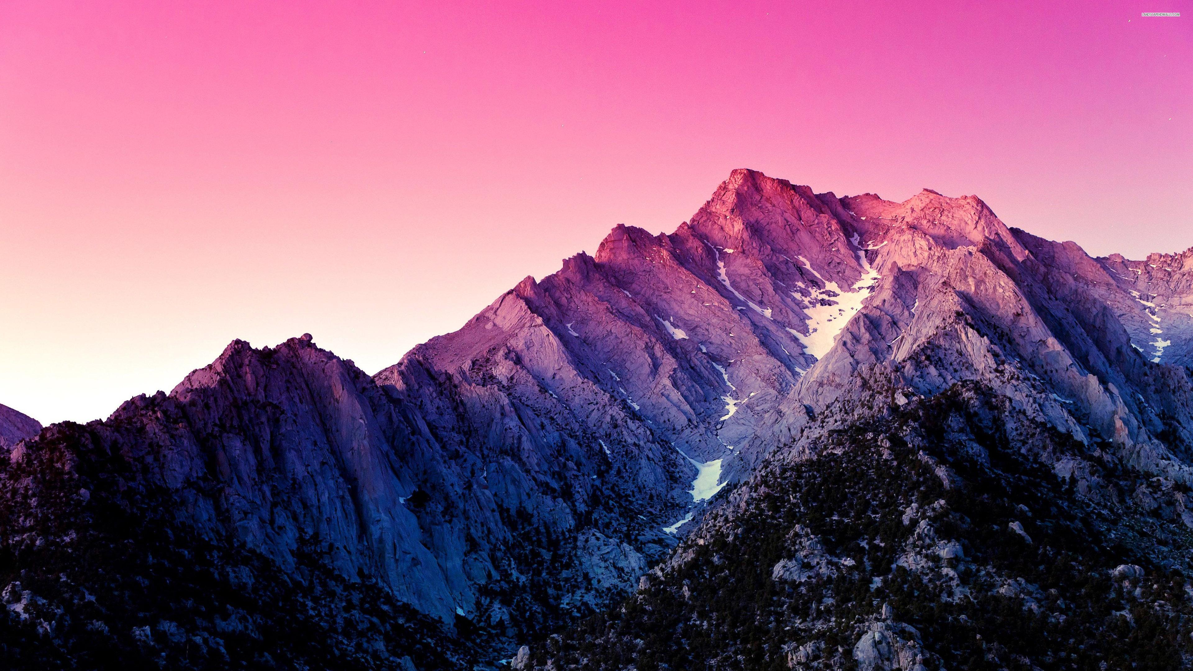 [40+] 4K Wallpaper Mountains on WallpaperSafari
