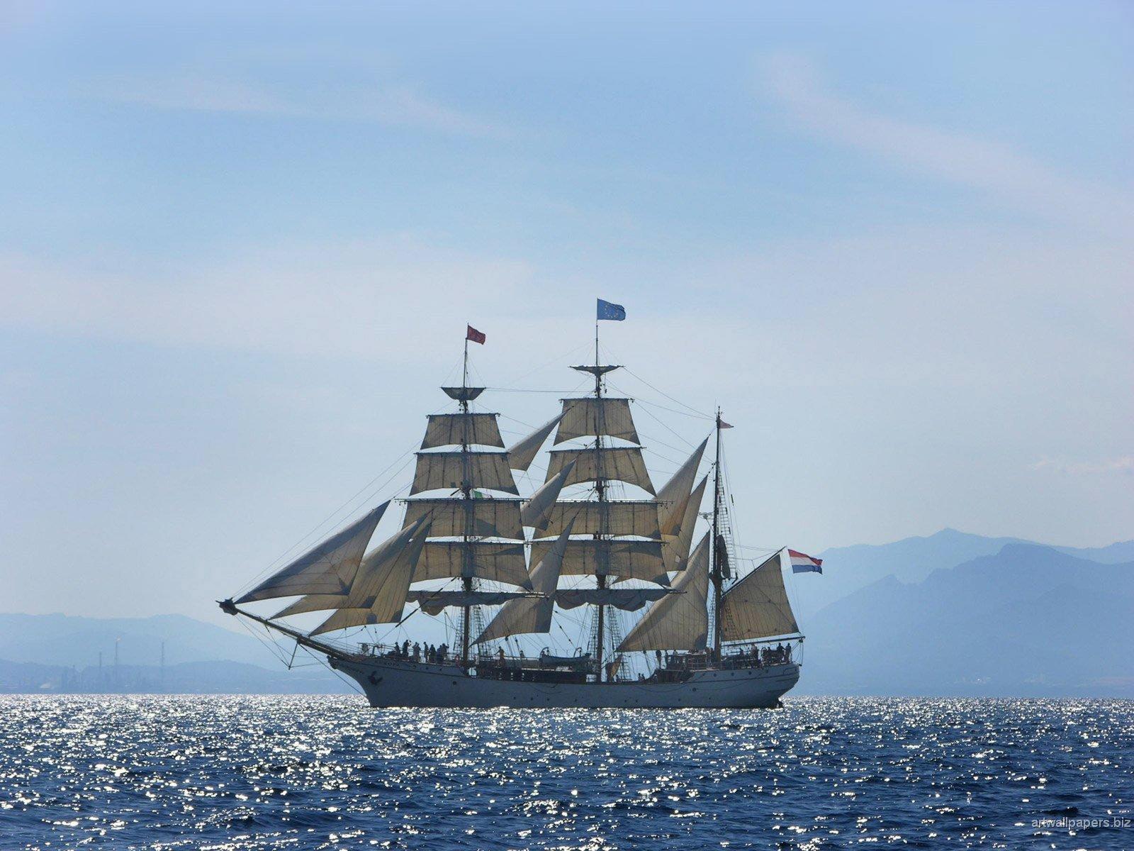 Wallpapers Ships Course Travel Ships Sailing Wallpaper Desktop 1600x1200
