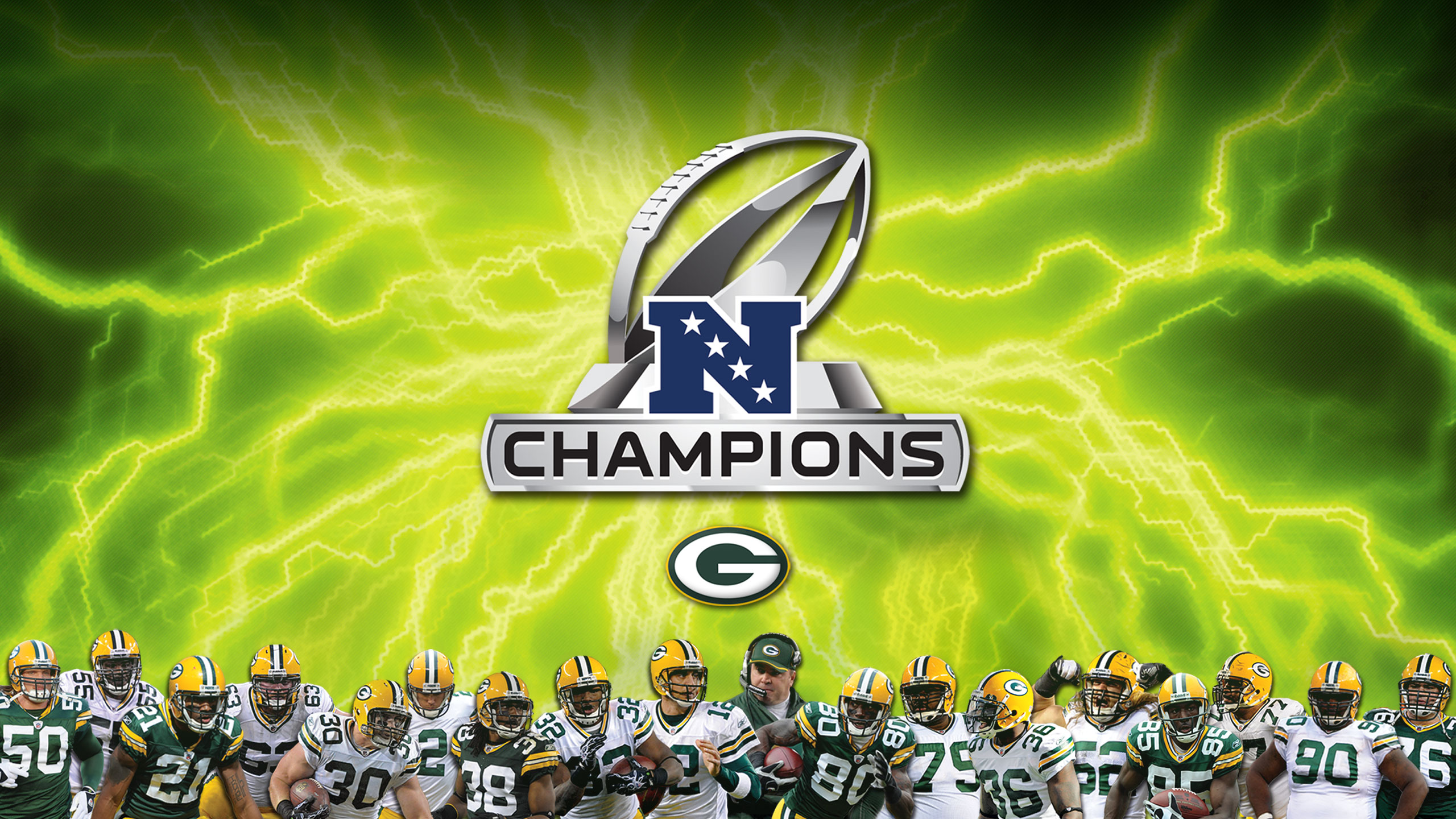 Green Bay Packers desktop wallpaper Green Bay Packers wallpapers 2560x1440