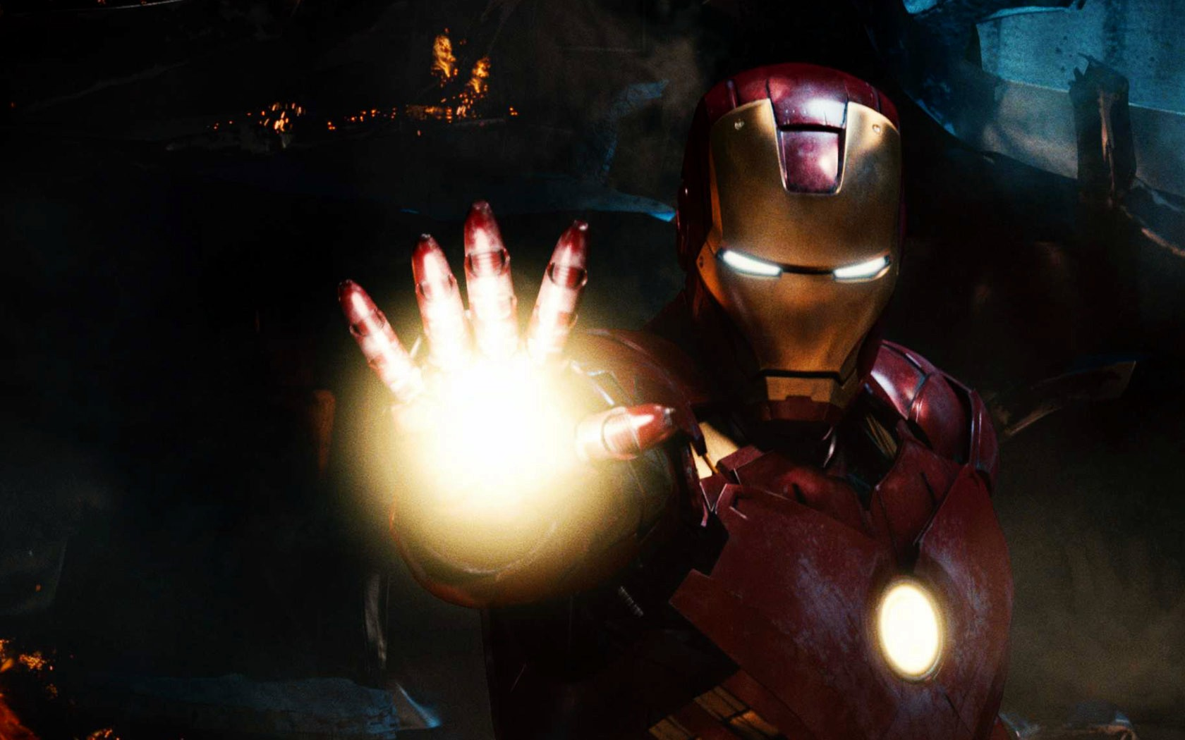 Free Download Iron Man Iron Man 3 Wallpaper 31868061 1680x1050