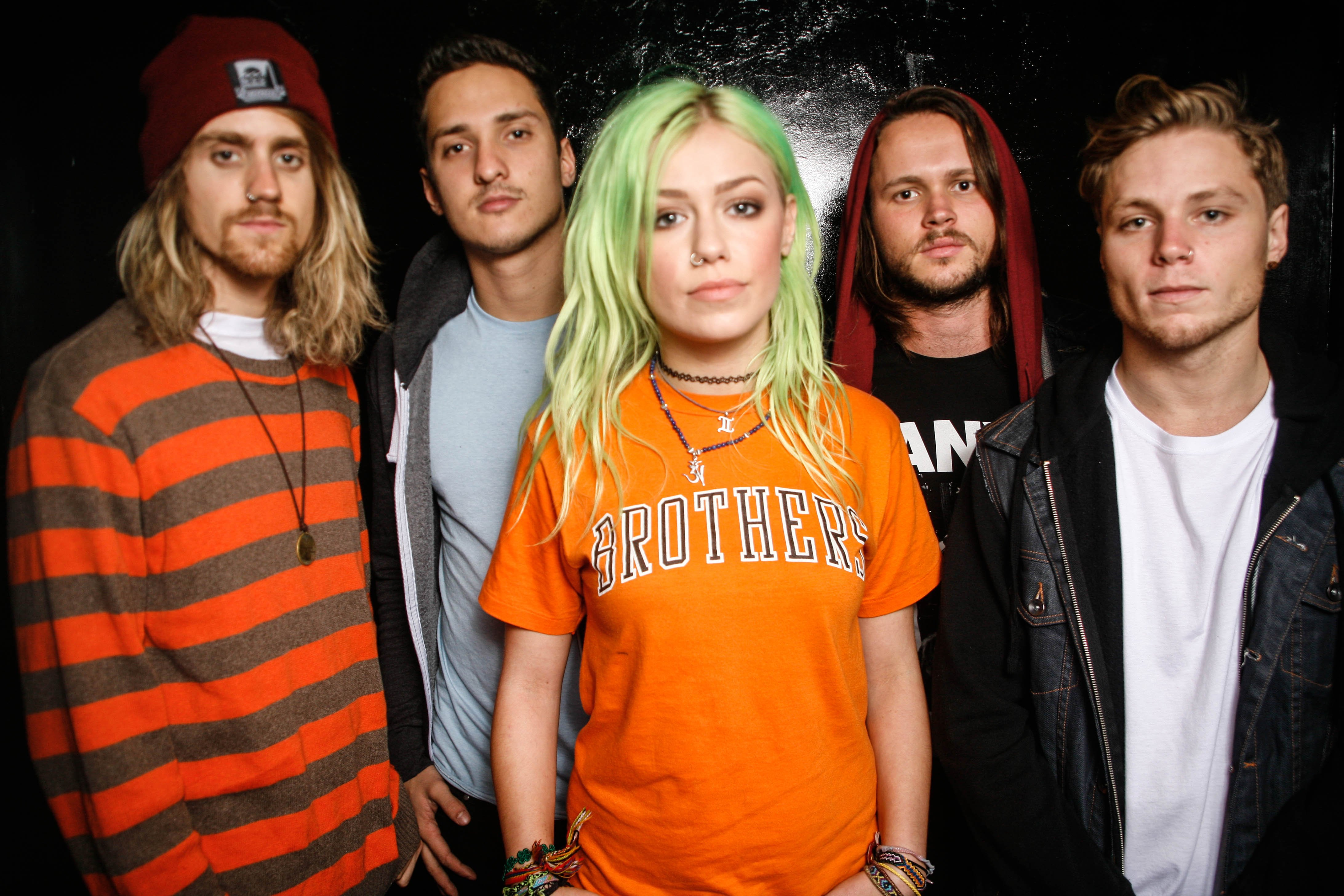 WATCH Tonight Alive Perform The Other Side In Full 4368x2912