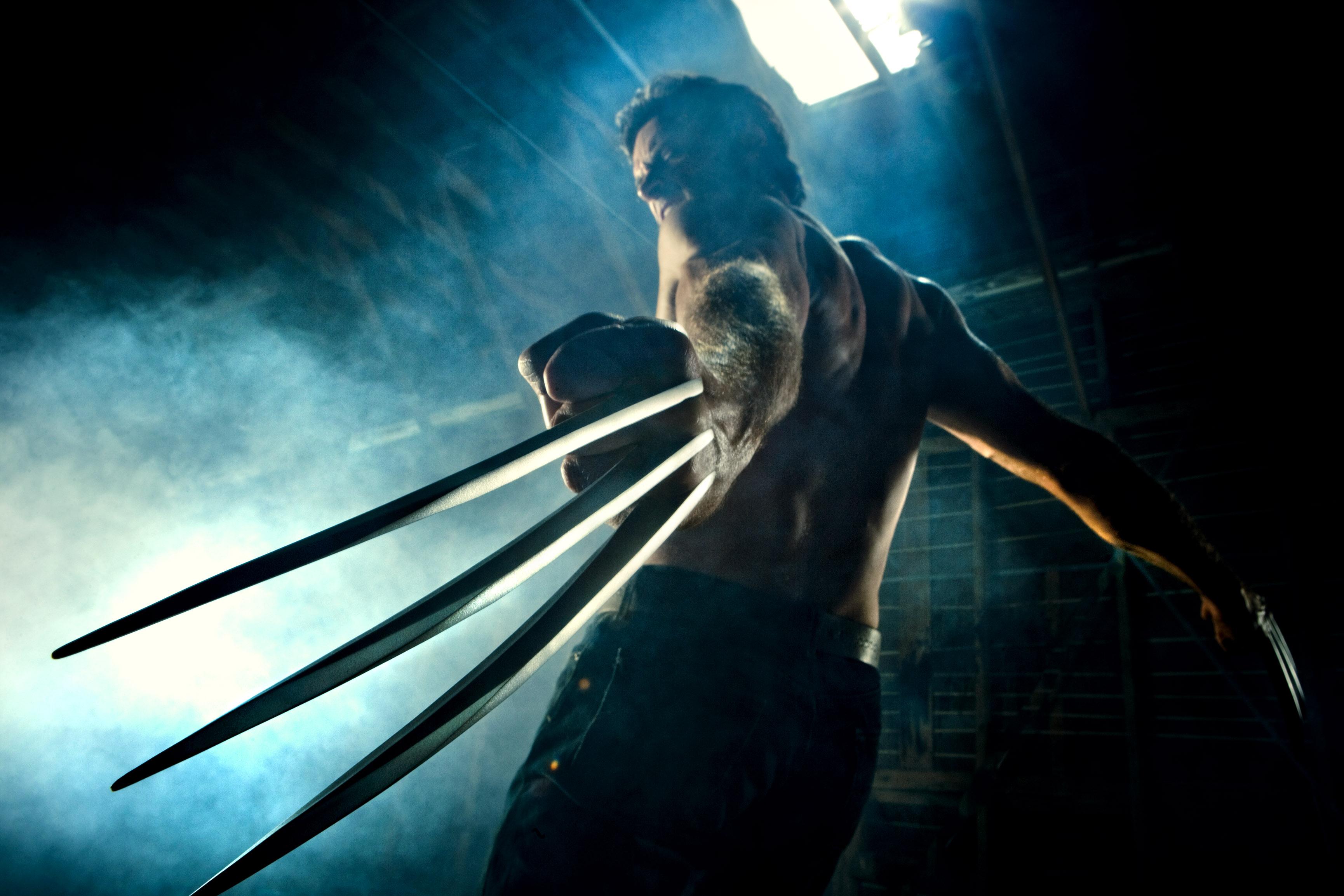 Men Origins Wolverine desktop wallpaper 3460x2307