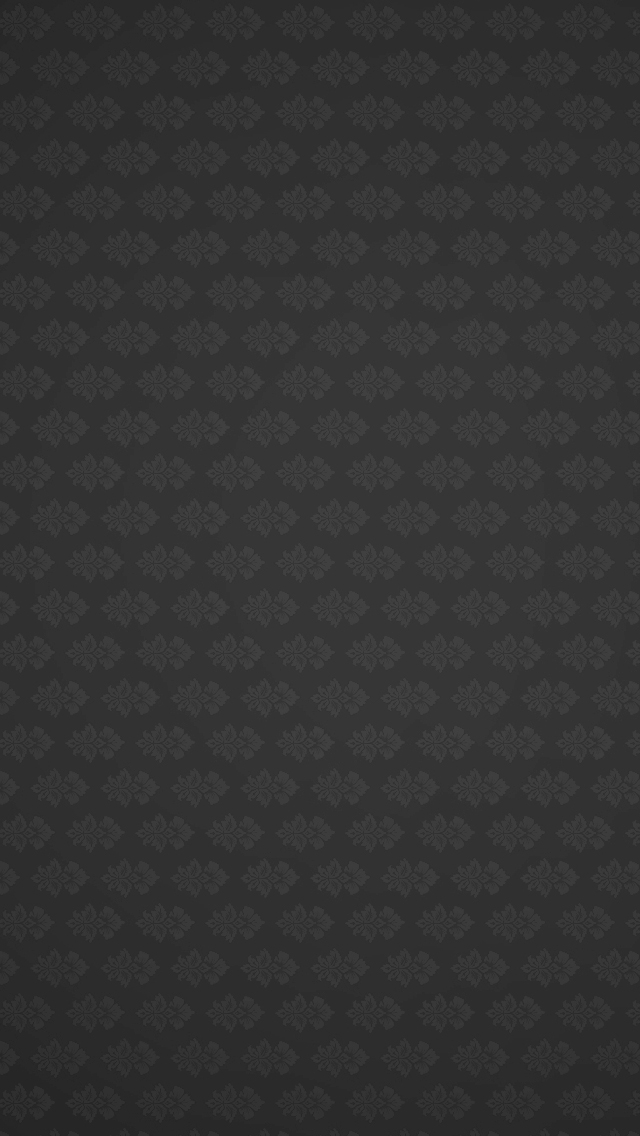 Black pattern background iPhone 5s Wallpaper Download iPhone 640x1136