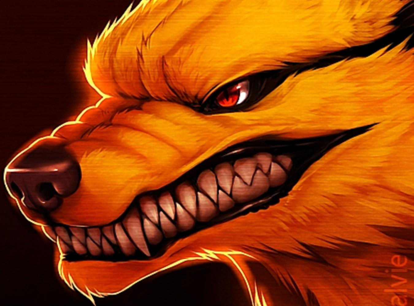 Nine Tailed Fox Wallpaper - WallpaperSafari