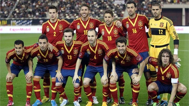 Spain National Football Team wallpapers Sports HQ Spain 652x366