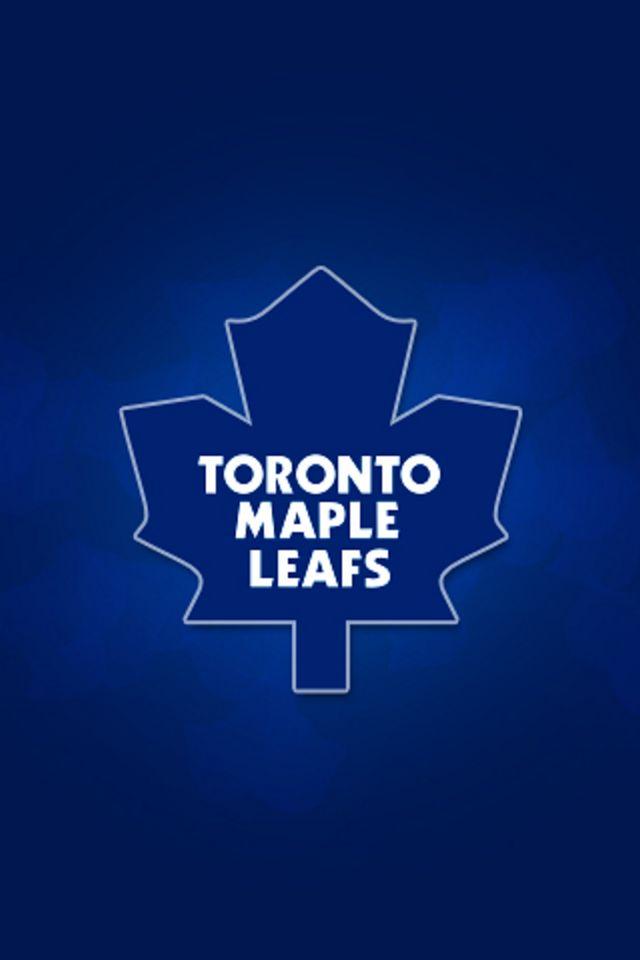 Toronto Maple Leafs iPhone Wallpaper HD 640x960