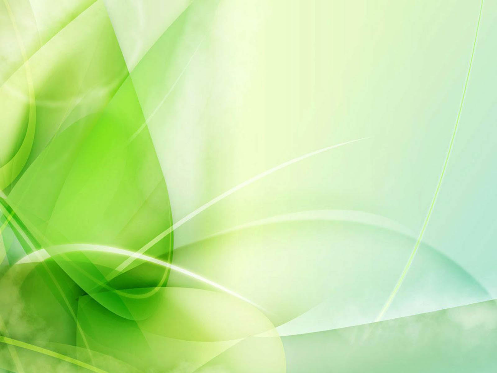 wallpapers Green Abstract Wallpapers 1600x1200