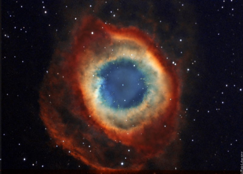 Free Download Of Sauron Aka Ngc7293 The Eye Of Sauron Aka