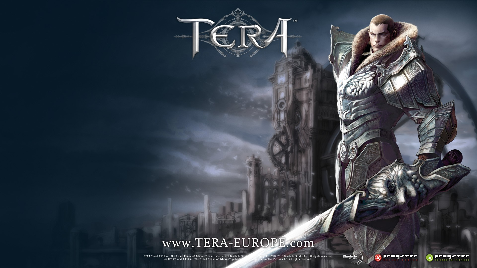 Windows 7 MMO Theme With Tera Online Wallpapers 1920x1080