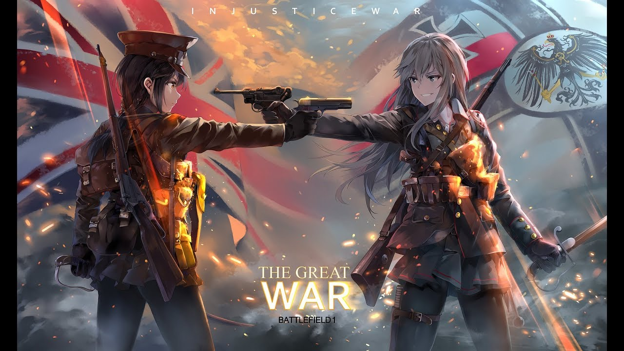 Wallpaper Engine The Great War 1280x720