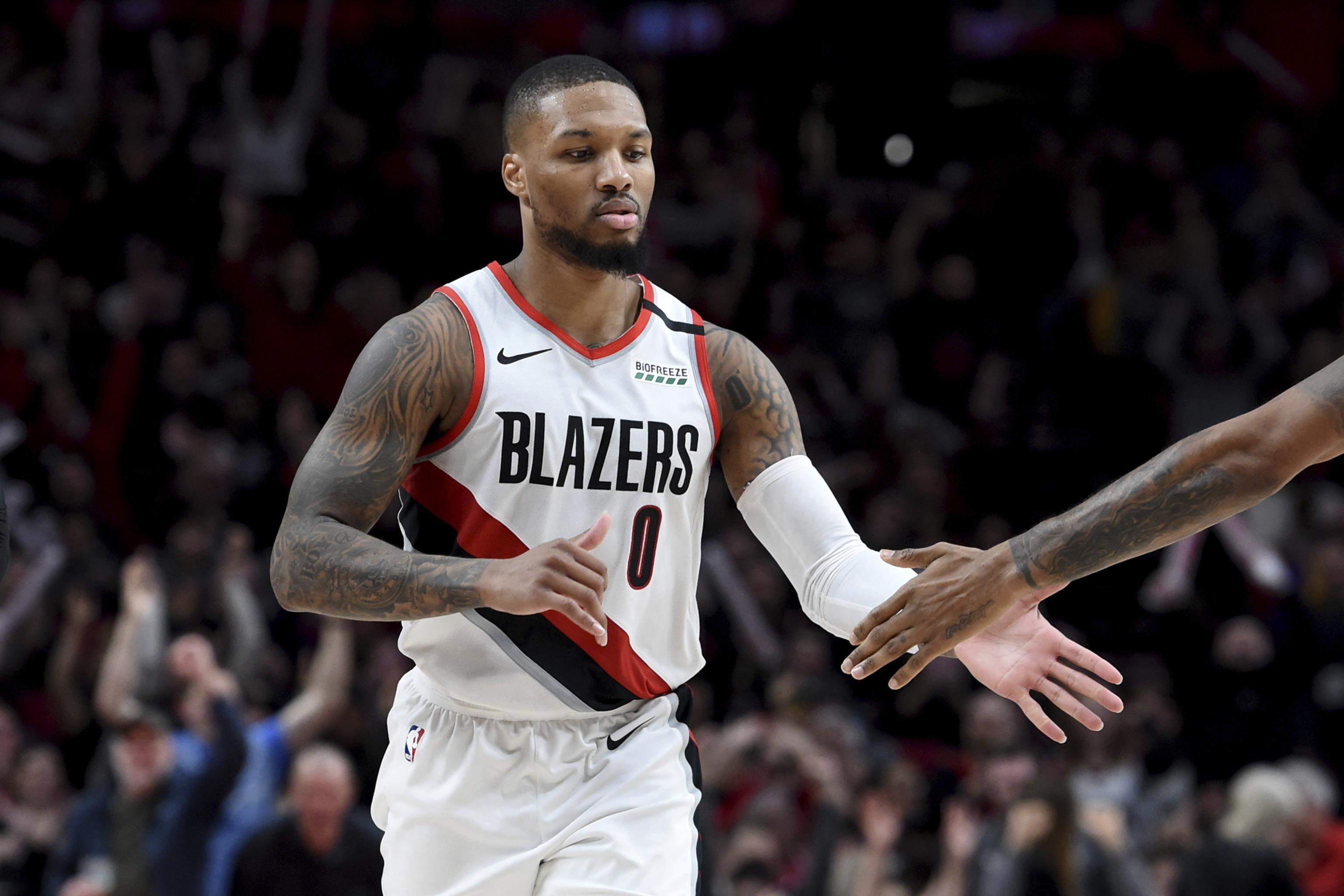Damian Lillard and All Contestants Revealed for 2020 NBA 3 Point 3072x2048